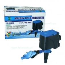 Cap filtru (pompa) apa acvariu RS-9500(3) 2100 L/h 30W