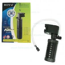 Filtru apa acvariu BOYU SP-1300A 400L/h 9W