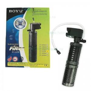 Filtru apa acvariu BOYU SP-1300B 400L/h 9W