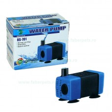 Filtru (pompa) apa arteziana acvariu RS-701 230L/h 3W