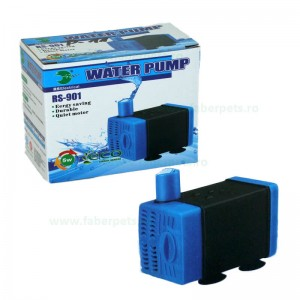 Filtru (pompa) apa arteziana acvariu RS-901 350L/h 5W