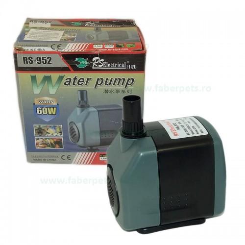 Filtru (pompa) apa arteziana acvariu RS-952 2500L/h 60W