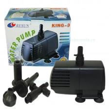 Filtru (pompa) apa arteziana acvariu RESUN KING-3 2400L/h 35W