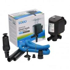 Cap filtru (pompa) apa acvariu SOBO WP-2660 2000 L/h 30W