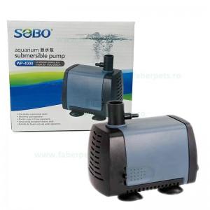 Pompa apa arteziana acvariu SOBO WP-4000 40W 2000L/h