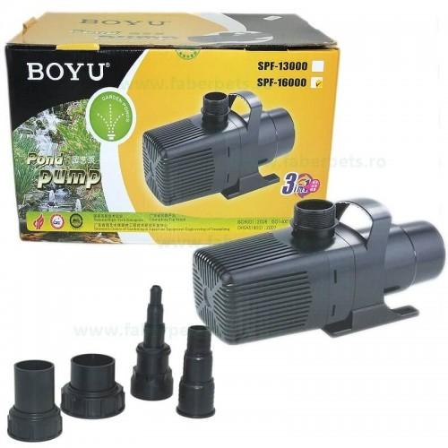Filtru (pompa) apa arteziana acvariu BOYU SPF-16000 245W 14.000L/h