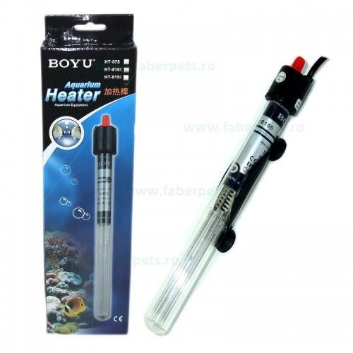 Incalzitor submersibil cu termostat Boyu HT-8300, 300 W
