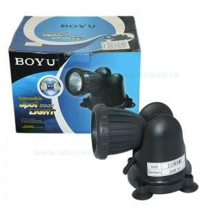 Reflector subacvatic pentru iazuri si acvarii BOYU SD-20