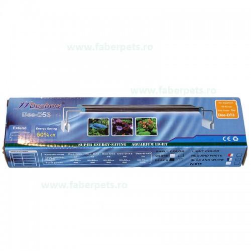 Lampa acvariu cu LED, Dee-D53 4 W