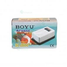 Pompa aer acvariu BOYU SC-3500 3.2L/min 2.5W