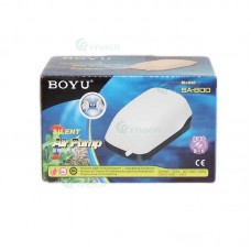 Pompa aer acvariu BOYU SA-800 2.5L/min 2W