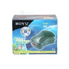 Pompa aer acvariu BOYU SE-312 2L/min 1.2W