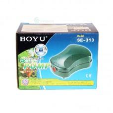Pompa aer acvariu BOYU SE-313 2.5L/min 2.2W