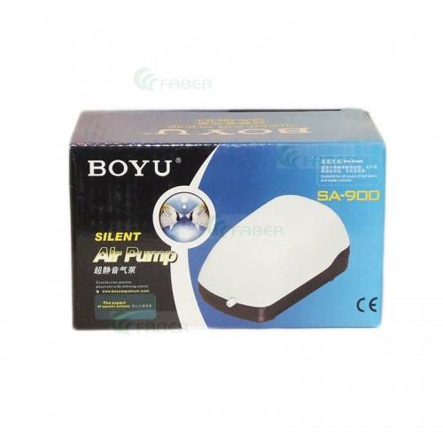 Pompa aer acvariu BOYU SA-900 3L/min 2.5W