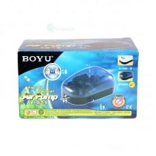 Pompa aer acvariu BOYU S-1000A 4.2L/min 3W