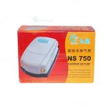 Pompa aer acvariu NINE STAR NS-750
