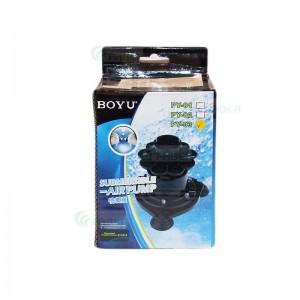 Pompa aer submersibil cu lumini pentru acvariu BOYU PY-03 200L/min 8W