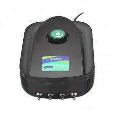 Pompa aer acvariu SOBO SB-948 4*3L/min 8W