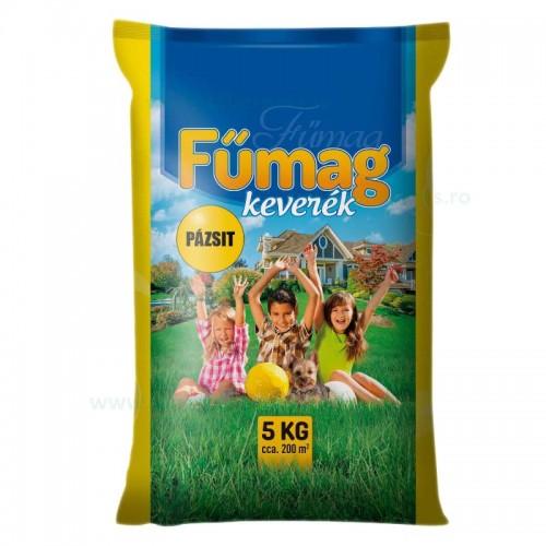 Amestec de seminte gazon 5 kg pentru 200 m2