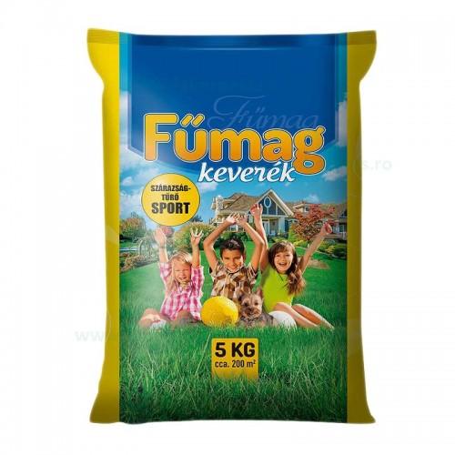 Amestec de seminte seceta 5 kg/200 m2