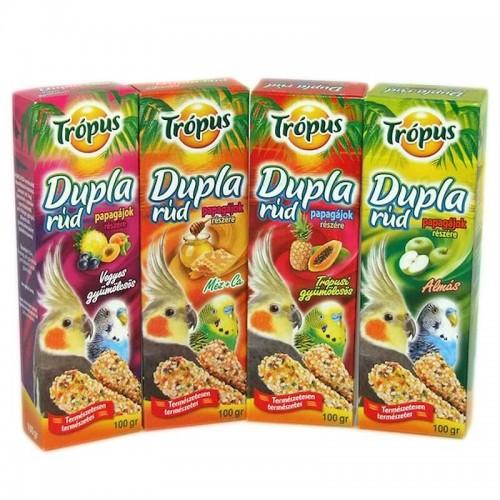Batoane aromatizate pentru pasari 2bat/cutie - TROPUS 4/set