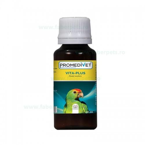 VITA-PLUS pentru pasari exotice 30 ml 5/set