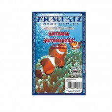 Artemia cu vitamine congelata 100 gr 6/set