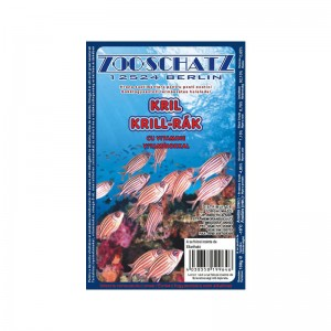 Krill cu vitamine congelata 100 gr 6/set