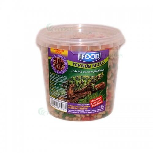 EXTRUDAT pentru broscute, 1000 ml