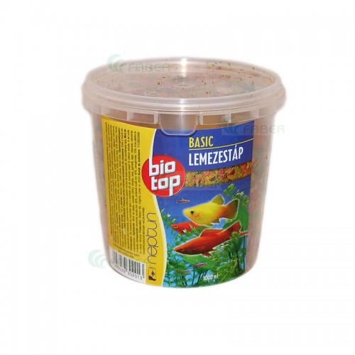 FULGI BASIC pentru pesti exotici, 1000 ml