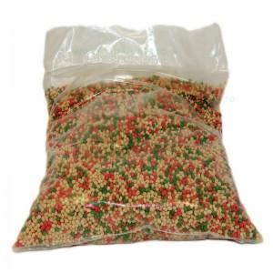 EXTRUDAT pentru pesti de balta particule 4 mm 5 kg