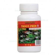 Hrana gran. pentru pestisori nr. 0, TROCO 75 gr