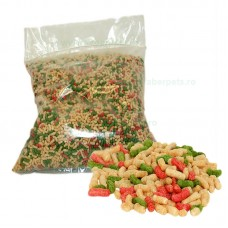 EXTRUDAT pentru pesti de balta granule 6 mm 10 L (1,3kg)
