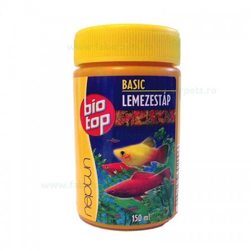Hrana FULGI BASIC pentru pesti exotici, 150 ml 5/set