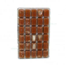 Duet (2 feluri) rosu-alb congelata 100 gr 6/set