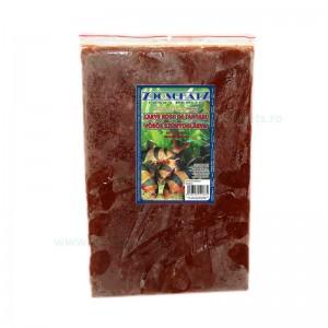 Larve rosii de tantari cu vitamine congelata 500 gr