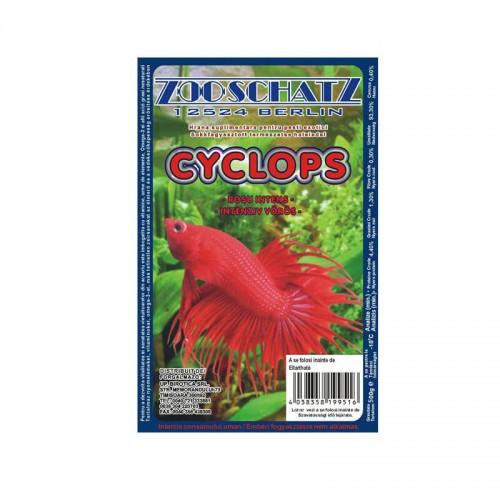 Cyclops rosu intens congelata 500 gr
