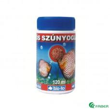 LARVE ROSII pentru pesti exotici, 120 ml 5/set