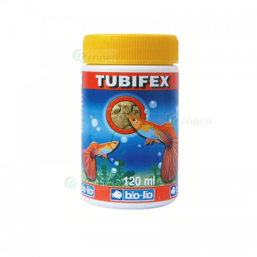 TUBIFEX pentru pesti exotici 120 ml 5/set