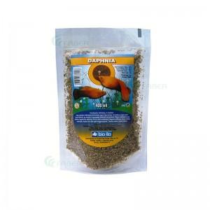 DAPHNIA pentru pesti exotici, 400 ml