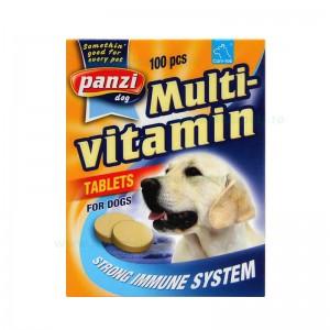 Tablete cu multivitamine pentru caini 10/set