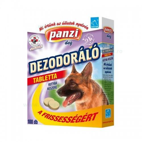 Tablete dezodorizant pentru caini 10/set