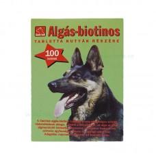 Tablete alge-biotina pentru caini 10/set