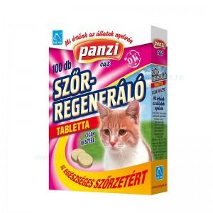 Tablete cu vitamine pentru par si blana pisici