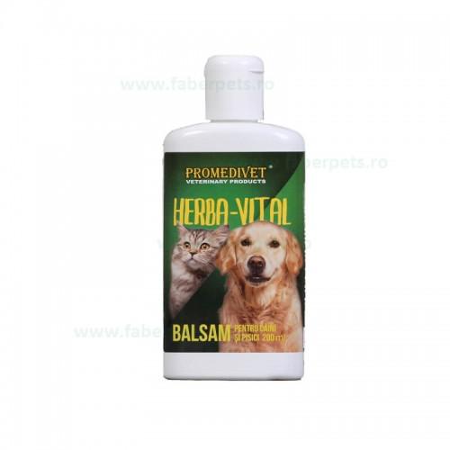 Balsam Herba-Vital pentru caini si pisici 200 ml