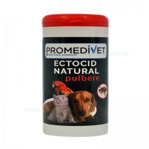 Ectocid Natural pulbere antiparazitar 50 gr