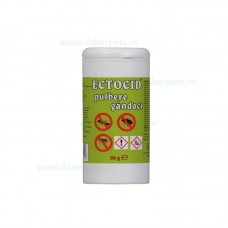 Ectocid pulbere gandaci 50 gr