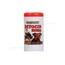 Ectocid herba pulbere antiparazitar 50 g