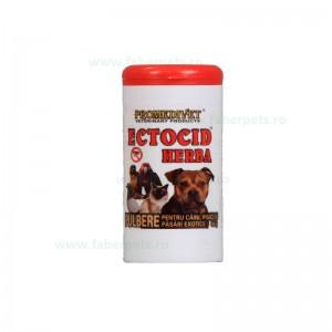 Ectocid herba pulbere antiparazitar 50 g