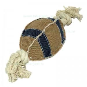 Jucarie textil pentru ros bomboana 34 cm